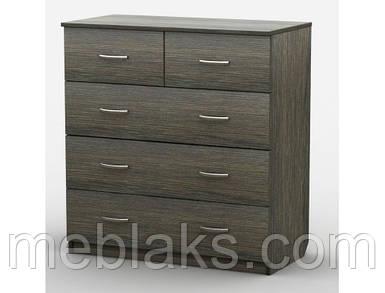 Комод АКМ-017/1 Тиса мебель