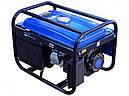 Бензиновий генератор на 2,2 кВт Scheppach 2500 SG, фото 4