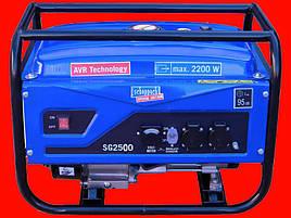 Бензиновый генератор на 2,2 кВт Scheppach SG 2500