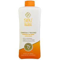 Омега 7, для кожи волос и ногтей, Omega-7 Blend, Sibu Beauty, 750 мл.