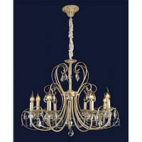 Люстра классическая Ris-x9648-8белое золото