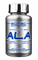 Для снижения веса Scitec ALA - 50 капсул