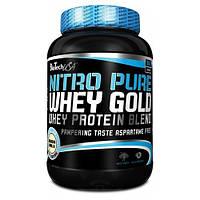 Протеин BiotechUSA Nitro Pure Whey Gold - 908 грамм
