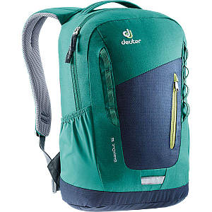 Городской рюкзак Deuter StepOut 16 navy-alpine green (3810315 3231)