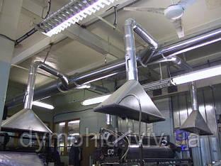 Все про вентиляцію на виробництві