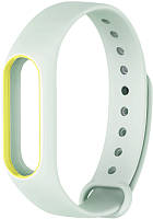 Ремешок UWatch Glowing in the Darkness Strap For Xiaomi Mi Band 2 Green