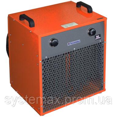 Тепловентилятор Тепломаш КЭВ-20Т20Е (КЭВ 20Т20Е) 20 кВт, фото 2