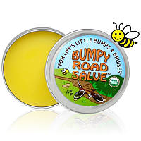 Мазь от синяков и ушибов, бальзам с пчелиным воском Sierra Bees, 17 грамм