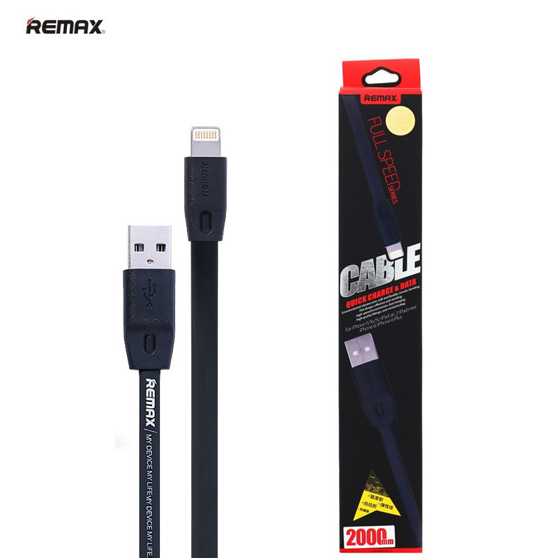 Кабель REMAX Full Speed Lightning iPhone 5 / 5s / 6 / 6 Plus , iPad Ai