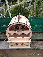 Мини-бар из дерева