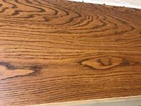 Паркетна дошка дуб  котедж бренди Baltic Wood 1-полосна Паркетная д