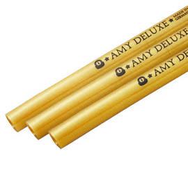 Силиконовый шланг AMY Deluxe золотой