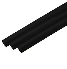 Силиконовый шланг AMY Deluxe черный