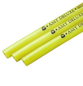 Силиконовый шланг AMY Deluxe желтый