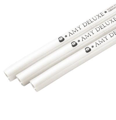 Силиконовый шланг AMY Deluxe белый