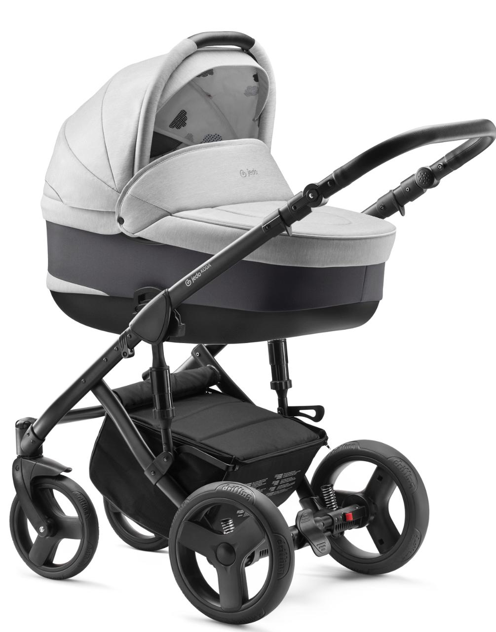 Детская универсальная коляска 2 в 1 Jedo Koda V2