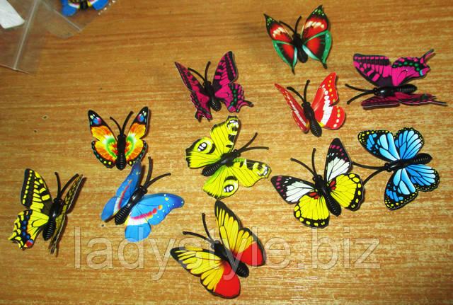 магнит на холодильник ночник подарок сувенир бабочка купить украшение