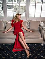 Шикарное силуэтное вечернее платье в стиле Мэрилин Монро