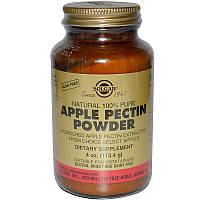 Яблочный пектин, Apple Pectin,Solgar, 113,4 г
