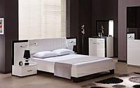 Кровать без матраса Гармония