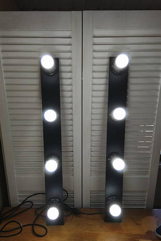 Планки с лампочками, светловые стойки, фото 2