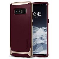Чехол Spigen для Samsung Note 8 Neo Hybrid, Burgundy