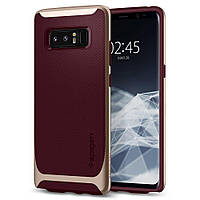 Чехол Spigen для Samsung Note 8 Neo Hybrid, Burgundy, фото 1