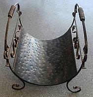 Дровница кованая, фото 1