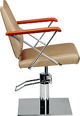 Кресло парикмахерское ROMA, фото 2