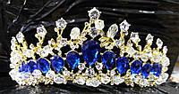 Красивые тиары и короны для свадебной причёски. Свадебные украшения для невест оптом. 39