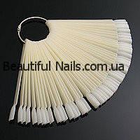 Палитра - веер на кольце матовая на 50 шт, фото 1