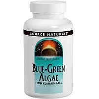 Сине-зеленые водоросли, Source Naturals, 113,4 г.