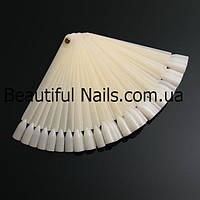 Палитра - веер матовая на 50 шт, фото 1
