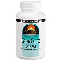Кофе для похудения, Source Naturals, 500 мг,60