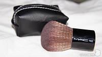 Кисть для макияжа кабуки MAC LOOK 182 для румян для пудры