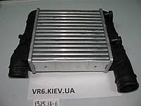 Радиатор воздуха, интеркулер AUDI A4, A6 1.8T/1.9TD 00-05