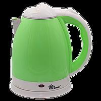 Электрочайник Domotec MS-5025R Зеленый (1308)