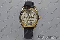 Часы Rolex наручные с кожаным ремешком