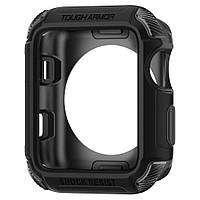 Чехол Spigen для Apple Watch Tough Armor™ 2 (38mm), Black (058CS22402)