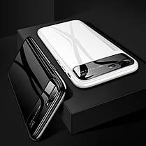 Bakeey Закаленное стекло Объектив Hard PC Protective Чехол для iPhone 7/8 / 7Plus / 8Plus / 6 / 6s / 6 Plus / 6s Plus, фото 3