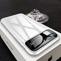 Bakeey Закаленное стекло Объектив Hard PC Protective Чехол для iPhone 7/8 / 7Plus / 8Plus / 6 / 6s / 6 Plus / 6s Plus, фото 2