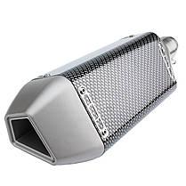 38-51 мм мотоцикл Труба глушителя из углеродного волокна 1TopShop, фото 2