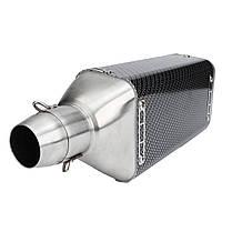 38-51 мм мотоцикл Труба глушителя из углеродного волокна 1TopShop, фото 3