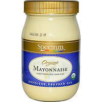 Spectrum Naturals, Органический майонез, 16 жидких унций (473 мл)