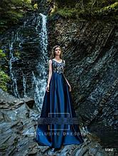 Красивое эксклюзивное вечернее платье от производителя