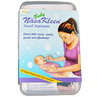Squip Products, Baby NasaKleen, носовой аспиратор в наборе