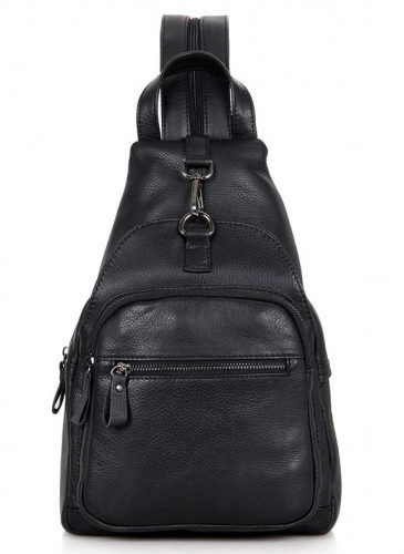 be8b1582b887 Кожаный Рюкзак Tiding Bag 4005A — в Категории