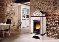 BRUNICO 9 кВт - Піч на дровах Piazzetta Італія, фото 1