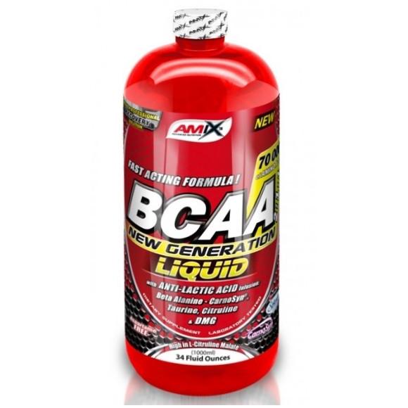 Амінокислоти Amix Nutrition BCAA New Generation Liquid 1000 ml