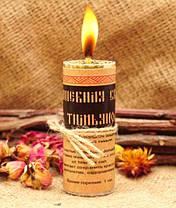 Свеча с тимьяном